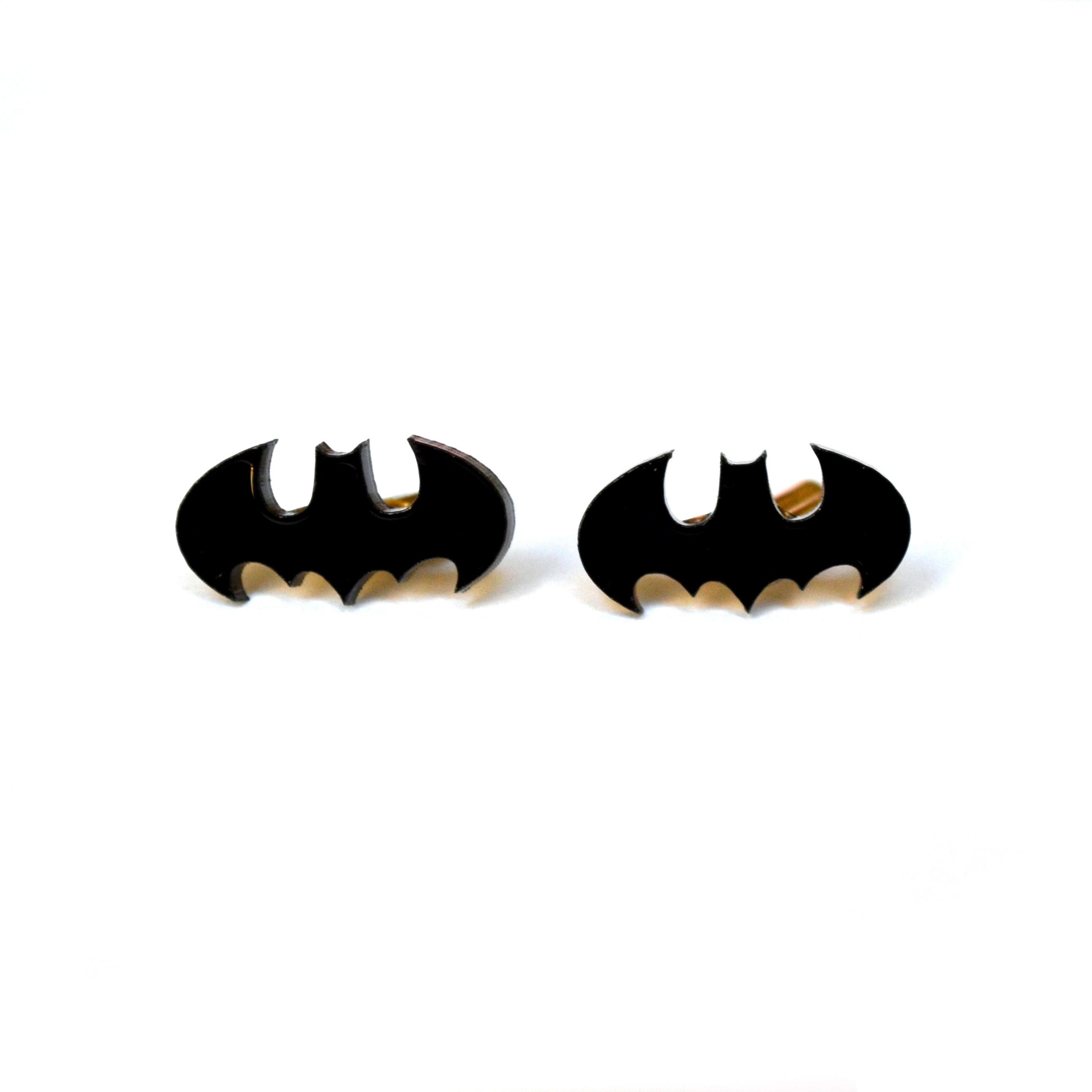 9b07e6eb5249 Boutons de Manchette Batman 1 – Atelier Haut Perché