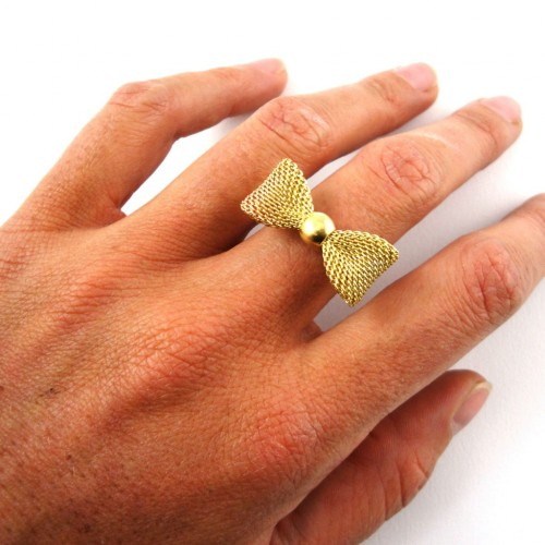 bague noeud dore porte - Copie