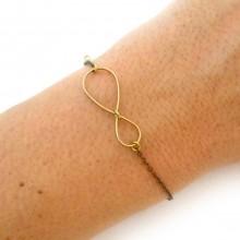 bracelet infini porte