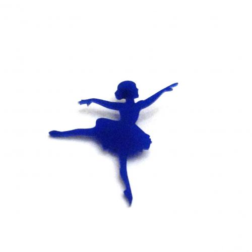pin's danseuse 2